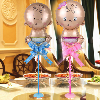 Globos Boys Girls Cartoon Inflatable Helium Foil Balloon Baby Birthday Paty Christmas Event 100 Day Arrangement Decoration