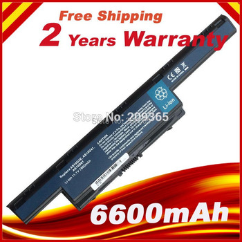 7800 mah pil için acer aspire 7741g 5551 5552 5551g 5560 5560g 5733 5733z 5741g 5741 as10d31 as10d51 as10d61 as10d71 as10d75
